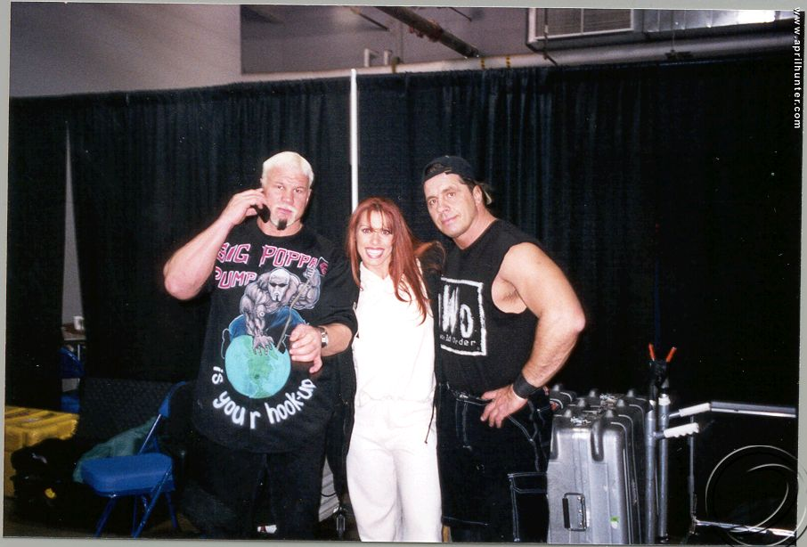 Flashback To Wcw Year 2000