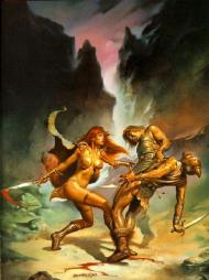 Boris_Vallejo_-_When_Hell_Laughs_Red_Sonja_II