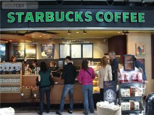 Starbucks-Schiphol
