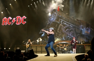 AC/DC rocks Madison Square Garden