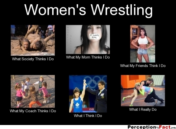 frabz-Womens-Wrestling-What-Society-Thinks-I-Do-What-My-Mom-Thinks-I-D-5e596b